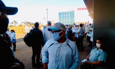 Multinacional Denso demite 150 trabalhadores em Santa Bárbara