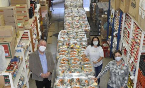 Prefeitura de Americana emite nota de esclarecimento sobre distribuição de cestas básicas