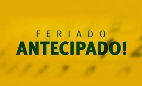 Deputados aprovam antecipação de feriado para a próxima segunda-feira em todas as cidades paulistas