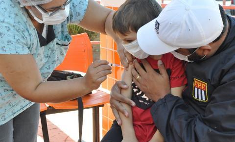 Campanha de vacinação contra a gripe é prorrogada até o final do mês
