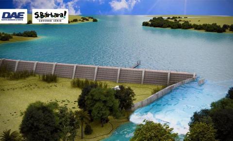 Santa Bárbara d'Oeste terá nova represa