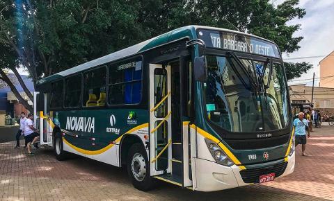 Ônibus têm escala de horário alterada em S. Bárbara