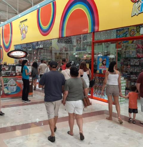 Tivoli Shopping funciona em horário especial nesta sexta-feira