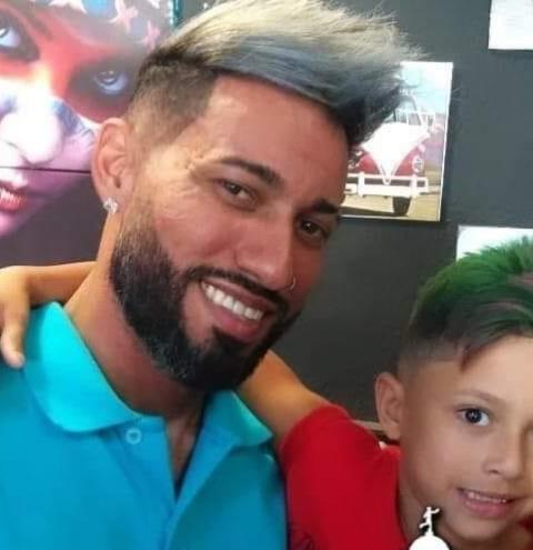 Pai e filho estão desaparecidos em Americana