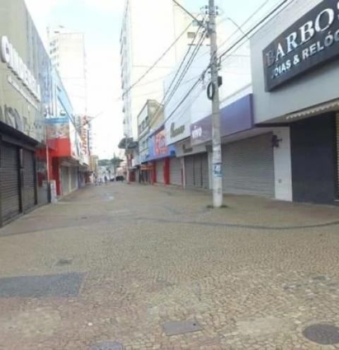 Lojas de Americana e S.Bárbara não poderão abrir no sábado