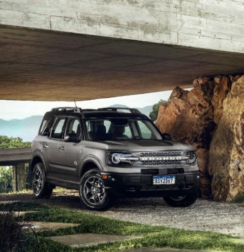 Ford apresenta Bronco Sport Wildtrak 2021
