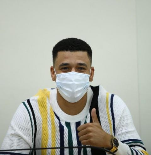 Juninho Dias quer videochamadas para pacientes internados com Covid-19