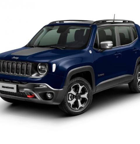 Mudanças no design e novo motor devem marcar Jeep Renegade 2022