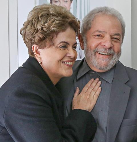 Lula se reúne em SP com Dilma, Haddad, Genoino e outros aliados