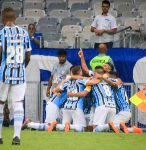 Grêmio supera o Cruzeiro no Mineirão na abertura do Brasileirão