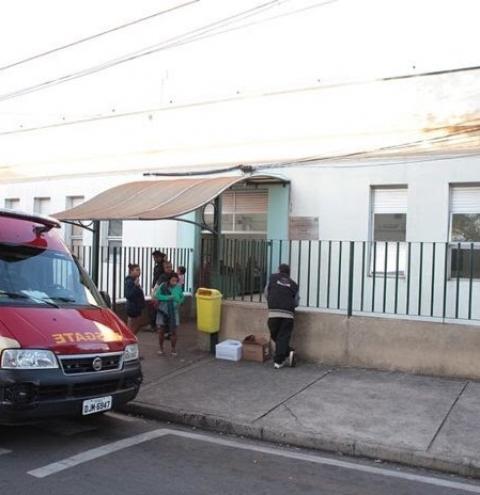 Bebê é arremessada por pai durante briga em S. Bárbara