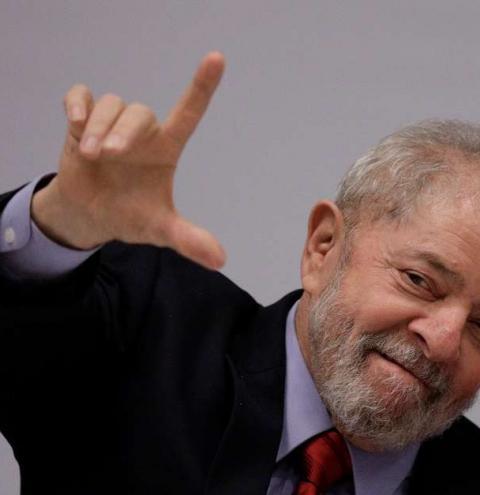 PT lançará pré-candidatura de Lula pedindo liberdade do petista
