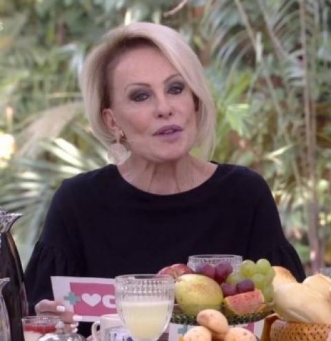 Ana Maria Braga deseja feliz aniversário para ator que já morreu