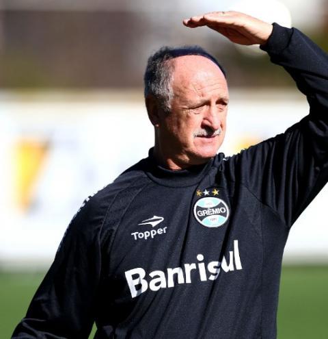 Felipão volta ao Palmeiras