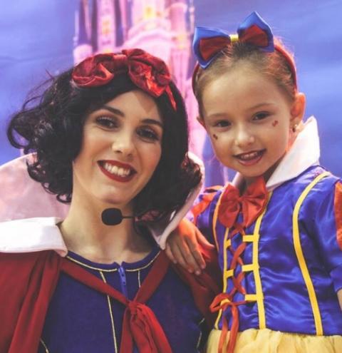 """Chá das Princesas"" termina hoje no Tivoli Shopping"