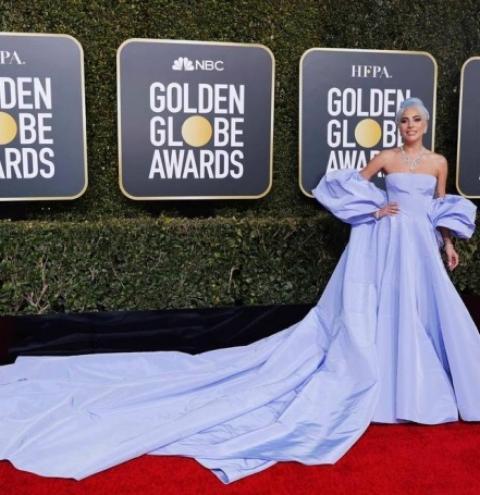 Lady Gaga é a artista mais esperada do tapete vermelho do Oscar, diz estilista