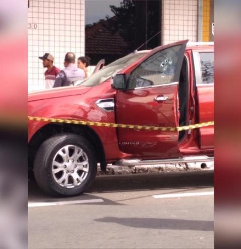 Homem baleado em Nova Odessa era procurado pela Justiça