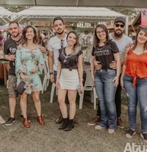 Dona Beleza divulga fotos da feijoada em Santa Bárbara