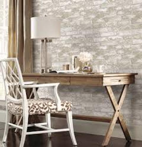 Quais as diferenças entre papel de parede vinílico e vinilizado?