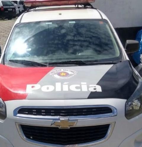 Morador de Nova Odessa é preso após invadir base da PM e fugir com viatura